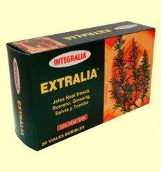 Extralia - Gelea Reial - Integralia - 20 vials