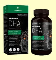Fosfomen Neuromem DHA - Herbora - 60 perles