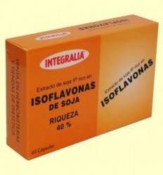 isoflavones - Integralia - 60 càpsules