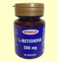 L Metionina 500 mg - Integralia - 30 càpsules