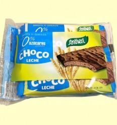 Barreta de Cereals Xocolata amb Llet - Santiveri - 6 unitats