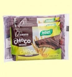 Barreta de Cereals Xocolata Negre - Santiveri - 6 unitats