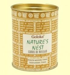Cons de Encens Nature Nest - Goloka - 18 cons