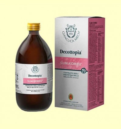 Slim Kombu Decottopia - Dietes de pèrdua de pes - Decottopia - 500 ml