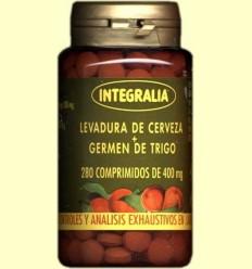 Llevat de Cervesa i Germen de Blat - Integralia - 280 comprimits
