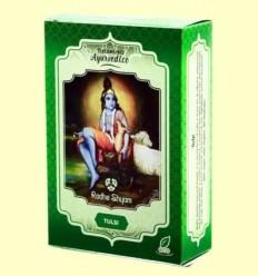 Tulsi Tractament Capilar Ayurvèdic - Radhe Shyam - 100 grams