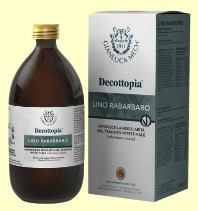 Lli Rabarbaro Decottopia - Gianluca Mech - 250 ml