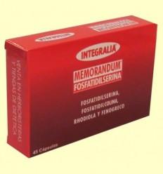 Memoràndum Fosfatidilserina - Integralia - 45 càpsules