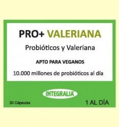 Pro + Valeriana - Probiòtics - Integralia - 30 càpsules