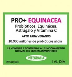 Pro + Equinàcia - Probiòtics - Integralia - 30 càpsules