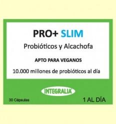 Pro + Slim - Probiòtics - Integralia - 30 càpsules