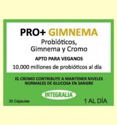 Pro + amb Gimnema - Probiòtics - Integralia - 30 càpsules