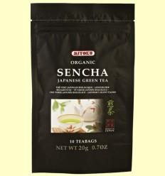 Te Verd Sencha - Mitoku - 10 filtres
