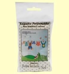 Saquet perfumat - Aroma de Roba Secada a el Sol - Aromalia - 1 saquet