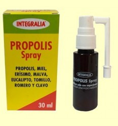 Pròpolis Spray amb Erísim - Integralia - 30 ml
