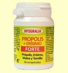 Pròpolis amb Erísim Forte - Integralia - 30 comprimits