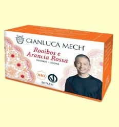 Infusió Rooibos Taronja Roja Bio - Gianluca Mech - 20 sobres