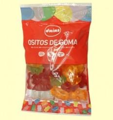 Ossets de Goma sense Sucre i sense gluten - Dnins - 75 grams