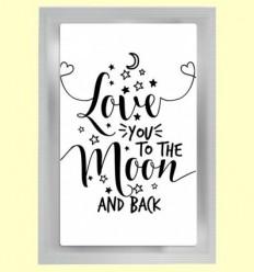 Infusió de Fruites Pinya Colada - postal Love Moon - Cha Cult - 2 x 4 grams