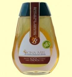 Mel de Acacia Ecològica Antidegoteig - Bona Mel - 350 grams