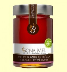 Mel de Farigola Ecològica - Bona Mel - 450 grams