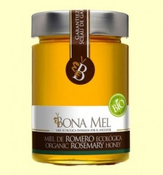 Mel de Romaní Ecològica - Bona Mel - 300 grams