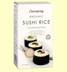 Arròs per a Sushi - Clearspring - 500 grams
