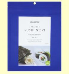 Alga Sushi Nori - Clearspring - 17 grams