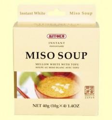 Sopa de Miso i Tofu - Mitoku - 40 grams