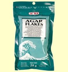 agar Flakes - Mitoku - 28 grams
