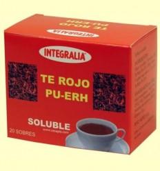 Te Vermell Pu Erh Soluble - Integralia - 20 sobres