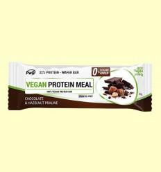 Vegan Protein Meal Xocolata Praliné - PWD - 12 barretes