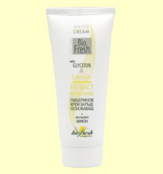 Crema de Mans amb Glicerina i Llimona - Biofresh - 50 ml