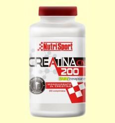 Creatina 200 Monohidrato - NutriSport - 200 comprimits