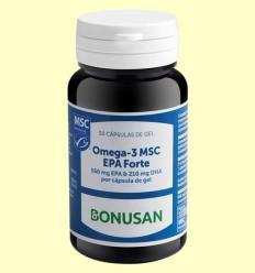 Omega 3 MSC EPA Forte - Bonusan - 30 càpsules