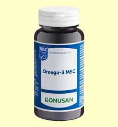 Omega 3 MSC - Bonusan - 90 càpsules