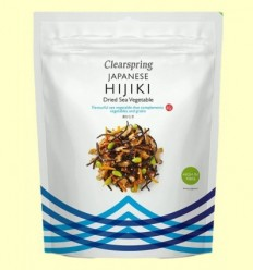 Hijiki - Vegetals de Mar - Clearspring - 50 grams