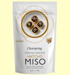 Hatcho Miso - Clearspring - 300 grams