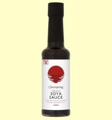 Salsa de Soja Shoyu orgànica - Clearspring - 150 ml