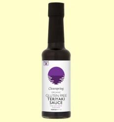 Salsa de Teriyaki orgànica - Clearspring - 150 ml