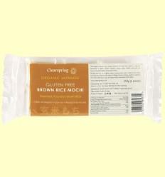 Mochi d'Arròs Integral - Clearspring - 250 grams
