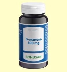 D Manosa 500mg - Bonusan - 120 pastilles