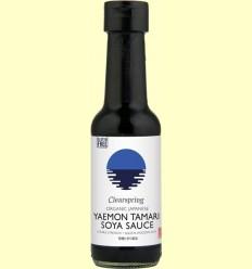 Salsa de Soja Tamari orgànica - Clearspring - 150 ml