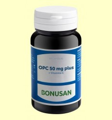 OPC 50 mg i Vitamina C - Bonusan - 60 càpsules
