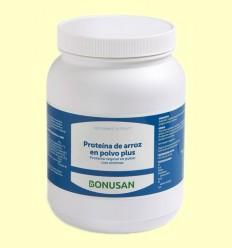 Proteïna d'Arròs en Pols Plus - Bonusan - 500 grams