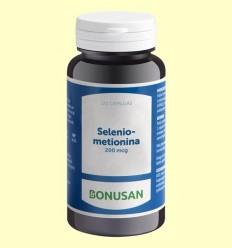 Seleniometionina 200 mcg - Bonusan - 120 càpsules