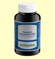 Topsport Vitamina C 500 Masticable - Bonusan - 60 pastilles
