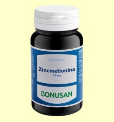 Zincmetionina 15 mg - Bonusan - 90 pastilles