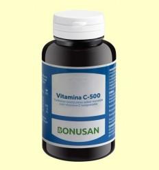 Vitamina C 500 Masticable - Bonusan - 60 pastilles