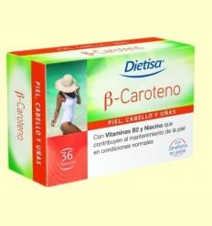 B-Carotè - Dietisa - 36 càpsules